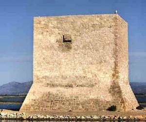 santa-pola-tower-new Santa Pola Natural Park