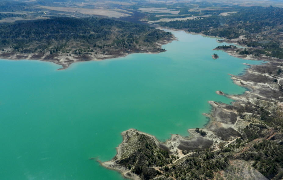 Alfonso-XIII-Reservoir Alfonso Reservoir Fishing