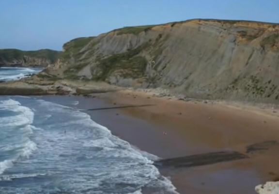 Cantabria Campsites Santander Cantabria-Coast-Beach Cantabria Campsites