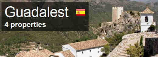 Guadalest-Hotels