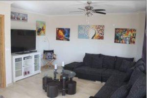 LIVING ROOM TV Apartment Menorca