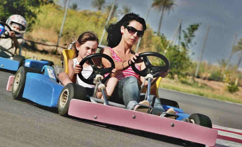 Lady-Plus-Infant Mar Menor GoKarts