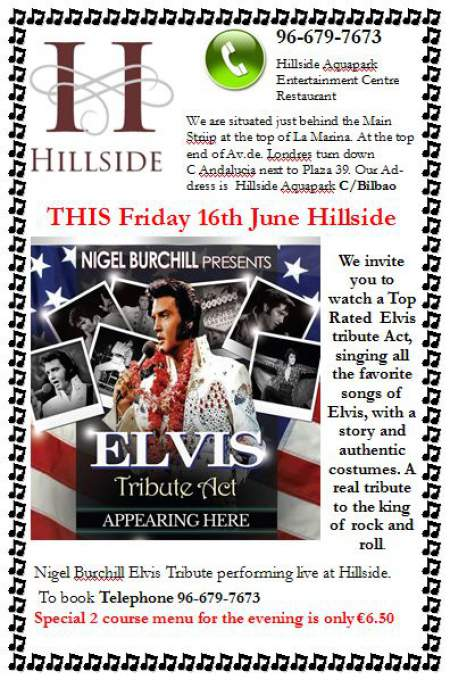 Nigel-Burcell-Elvis-Poster