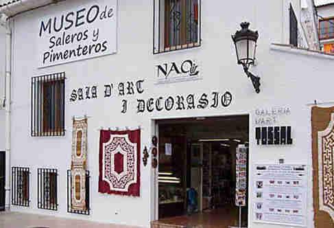 Salt-Museum-Guadalest Guadalest