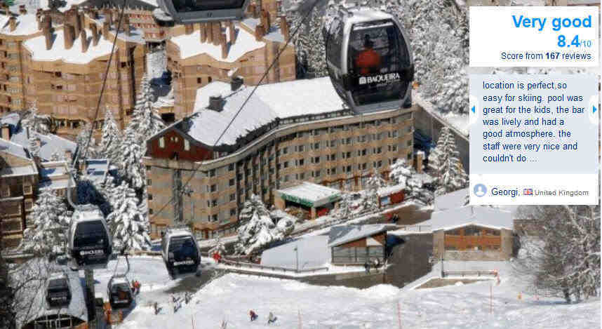 Skiing-Spain-Baqueira-Beret Skiing Baqueira Beret