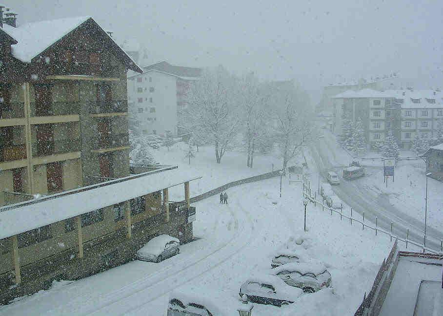 Snowy-Formigal
