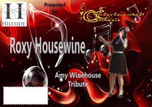Amy winhouse tribute act