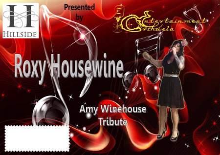 Amy winhouse tribute act