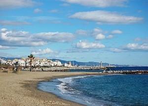 beach-3 Puerto Banus Marina