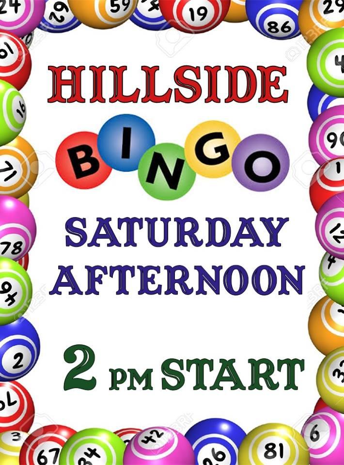 bingo hillside sat