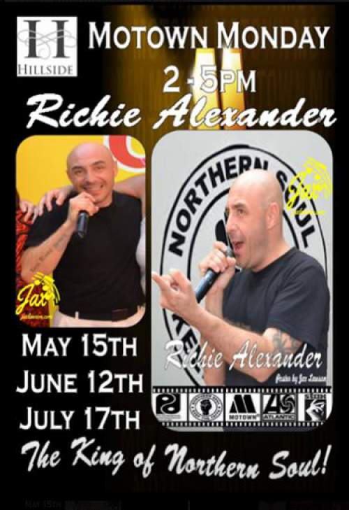 Richie Alexander at Hillside