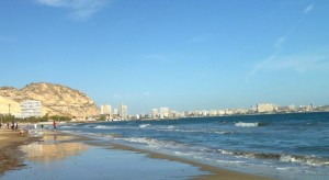 Alicante Hostels posteguit beach alicante