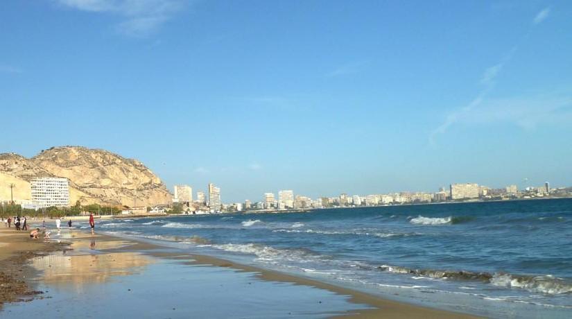 posteguit beach alicante