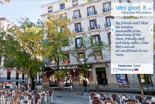 Hostal Asuncion Madrid Hostels Listings