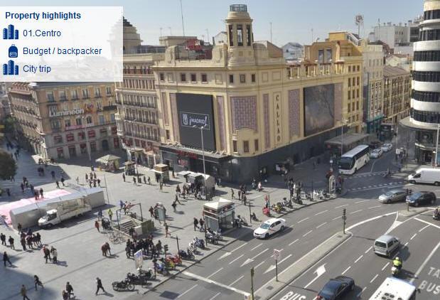 Hostal Valencia Madrid Hostels Listings