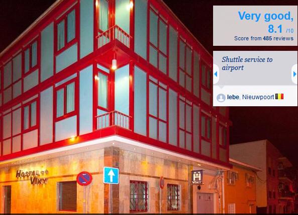 Hostal Viky Madrid Hostels Listings