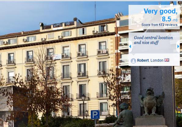 Hostal Zamora Madrid Hostels Listings