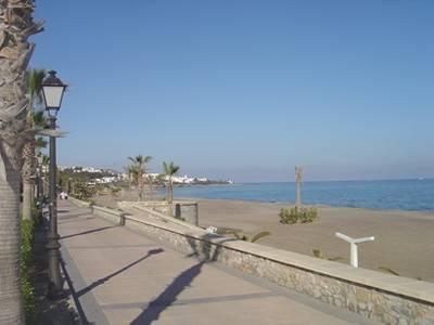 Mojacar Ventanicas beach