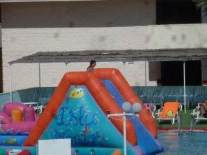Posh Slide Posh Aqua Park