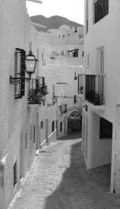 mojacar-street Mojacar Village