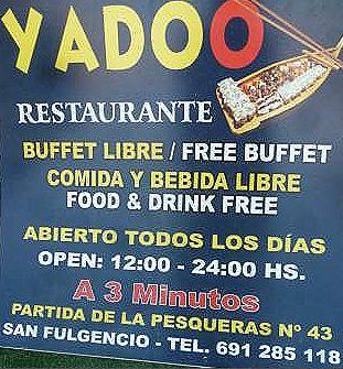 Yadoo Restaurant