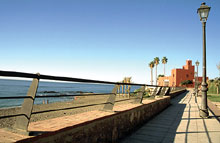 SEA-FRONT Benalmadena Interesting Facts