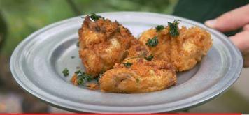 Spanish Fried Chicken