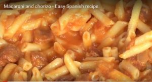 Spanish macaroni recipes