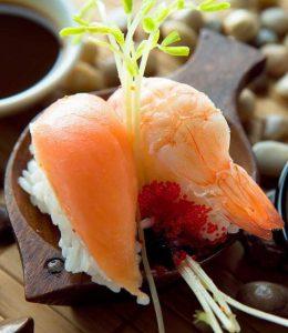 Yadoo nigiri suchi Yadoo Restaurant