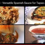 Salsa Bravas Spanish Sauces cooking spanish style