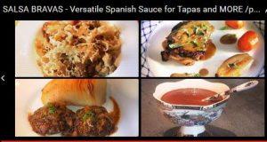 Salsa Bravas Spanish Sauces