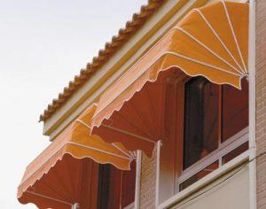 Spanish Awnings Capota awning portada