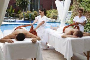 Hotel Blancafort Spa action