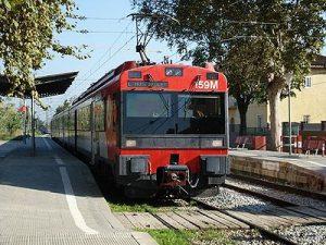 LA GARRIGA Station