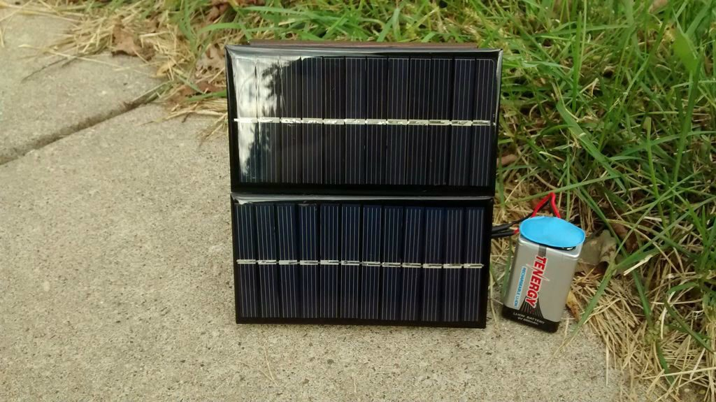 solar powered-9-volt battery charger 1 Solar Powered Battery Charger