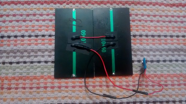 Step 5 Prevent Accidental Short Circuits Solar Powered Battery Charger