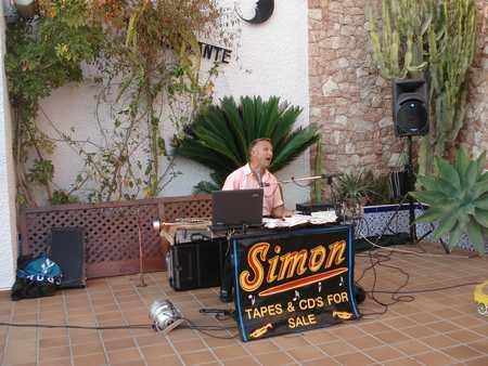 Simon at Asturias