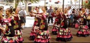 fiesta time almeria