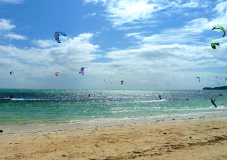 Kite Surfing El Chaparral