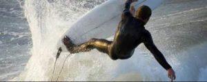 Surfer Surfing El Faro