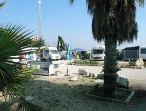 mini camping La Escuera Camper Vans site