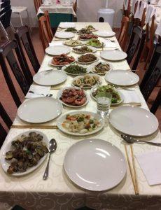 Victoria 11 table Victoria 11 Chinese Restaurant