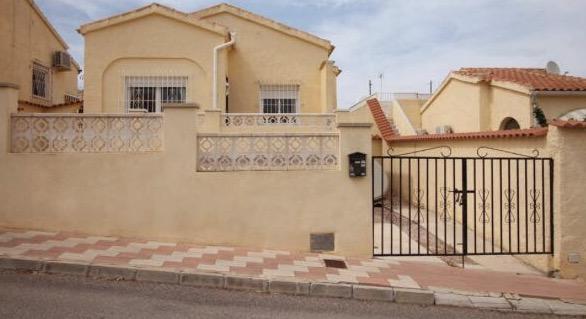 Maison Alicante front