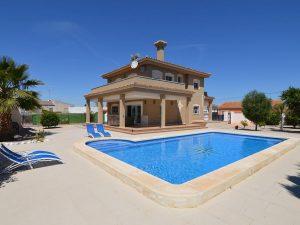 Villa San Fulgencio 1
