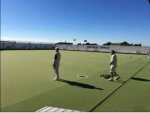 Country Bowls Club bowls early Country Bowls Murcia