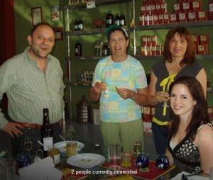 Campsites Aragon Cooking-finca