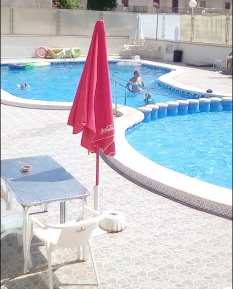 Pool header