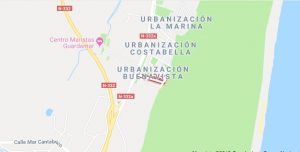 Buana Vista Map