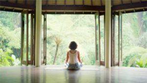 Meditation in Spain