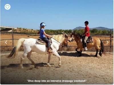 4 days horse riding Mallorca